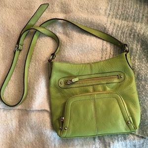 Tignanello // Green Purse